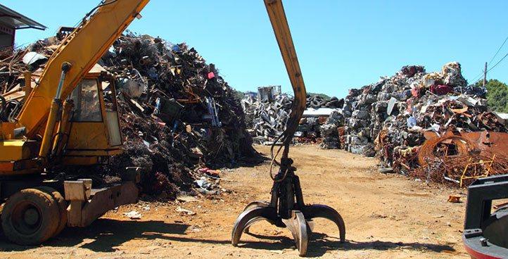 colectare fier vechi, operator colectare fier vechi, colectare deseuri metalice